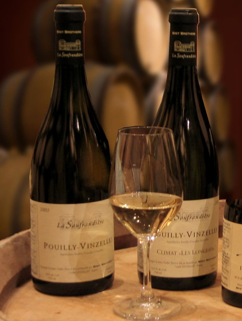 The wines Bret Brothers - Bret Brothers & La Soufrandière