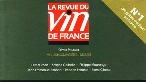 Press book bret brothers la soufrandi re for Revue des vins de france